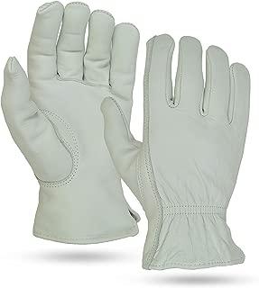 Illinois Glove Company 21 Buffalo Grain Gloves Palomino Unlined