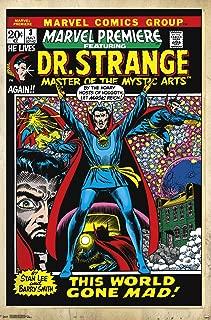 Trends International Dr. Strange-Marvel Premiere #3 Wall Poster, 22.375
