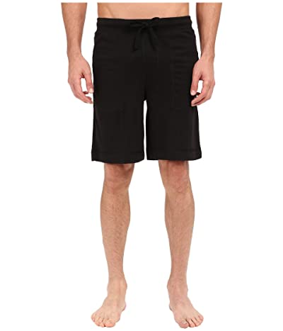 ALO Revival Shorts (Charcoal Black Tri-Blend) Men
