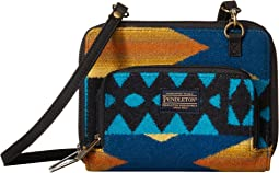 Pendleton Wallet on a Strap