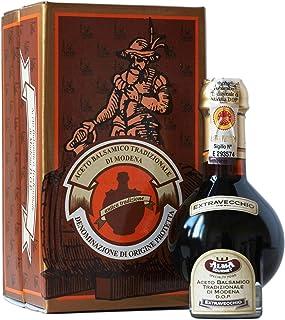 25 Year Aged Extravecchio Traditional Balsamic Vinegar of Modena D.O.P. | Original Aged Artisanal Italian Aceto Balsamico ...