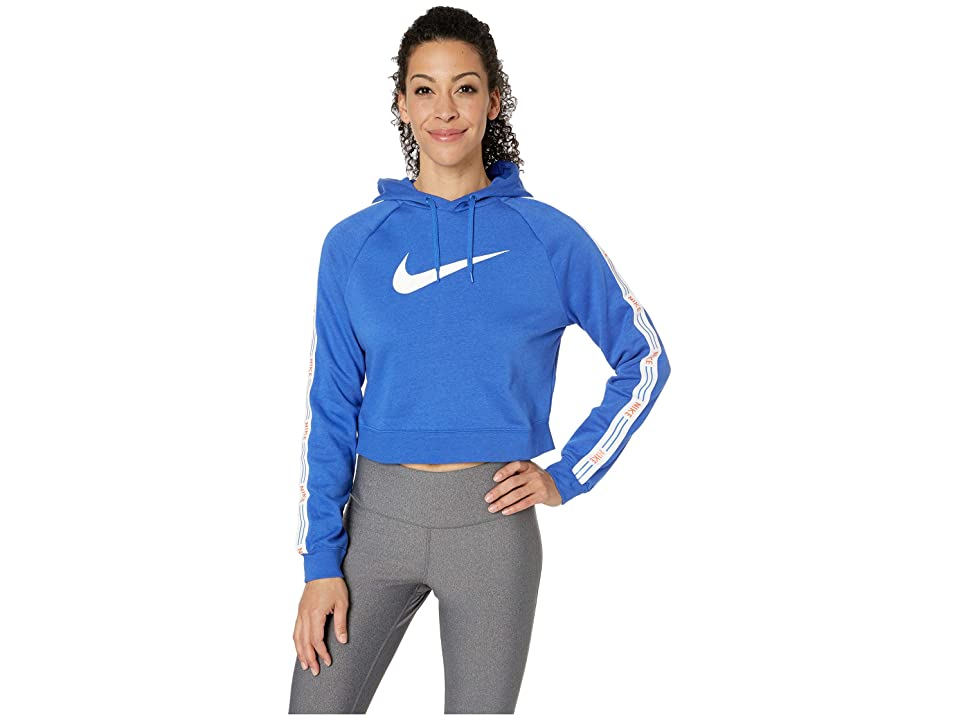 Nike Sportswear Hyper Femme Hoodie Fleece (Game Royal) Women