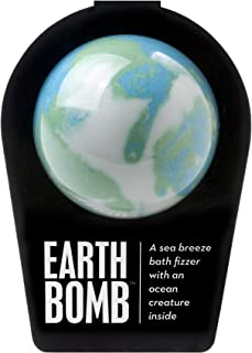 da Bomb Earth bomb, Green/Blue/White, Sea Breeze