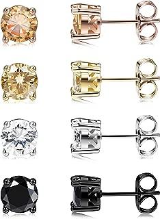 Best mens stud earrings for sale Reviews