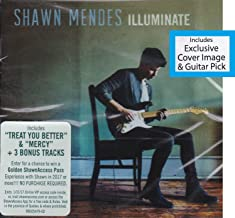 Illuminate Deluxe Edition CD w/Exclusive Cover & Guitar Pick 2016