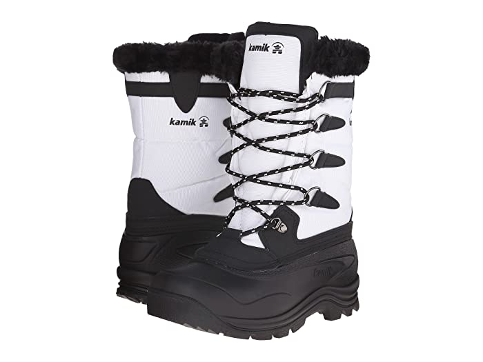 Kamik  Shellback (White) Womens Cold Weather Boots