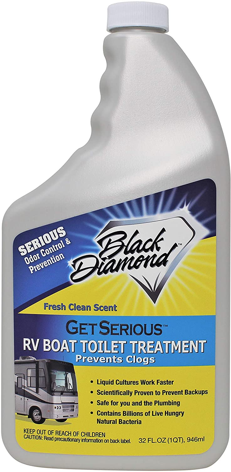 GET Inventory cleanup selling sale SERIOUS RV Boat Camper Cheap SALE Start Holding Chemical Toilet Tank Treatm