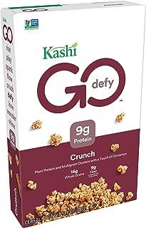 Kashi GO Crunch Breakfast Cereal, Non-GMO, Vegetarian, 13.8 Ounce