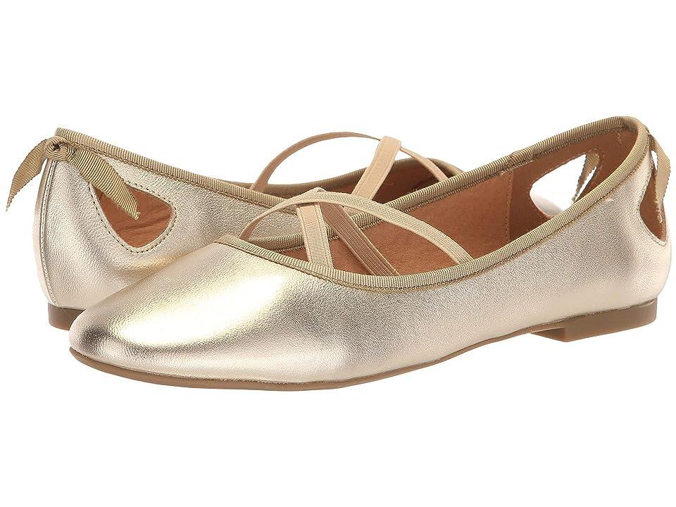 Athena Alexander Saint Paul Flat (Gold Metallic) Women