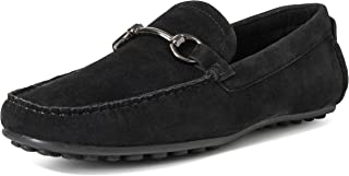 Mens Queensberry Chester Comfort Leather Smart Office Penny Moccasins