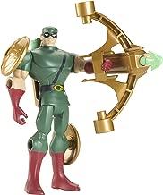 Batman: The Brave And The Bold Catapult Green Arrow Batman Figure