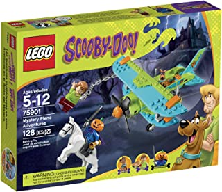 Best lego scooby-doo 75901 mystery plane adventures building kit Reviews