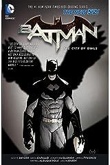 Batman (2011-2016) Vol. 2: The City of Owls (Batman Graphic Novel) Kindle Edition
