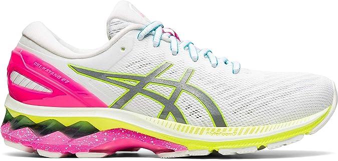 ASICS Kayano 27 Chaussure de Course sur Route pour Femme : Amazon ...
