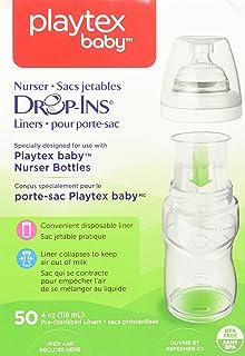 Playtex Drop-INS Liners (50) 4 oz