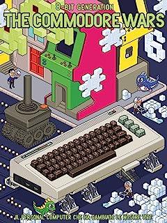 The Commodore Wars - 8-Bit Generation