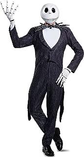 Men's Jack Skellington Prestige Adult Costume