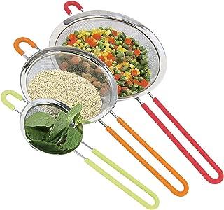 Best fine strainer for quinoa Reviews