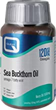 Quest Sea Buckthorn Oil 120 Caps
