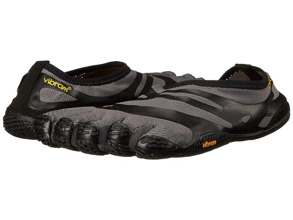 Vibram FiveFingers EL-X (Grey/Black) Men's Running Shoes