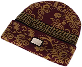 Crooks & Castles Mens Sultran Beanie Hat