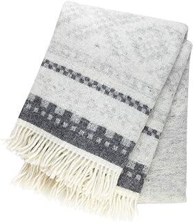 Marius Lillunn Warm Blanket Throw (Grey)