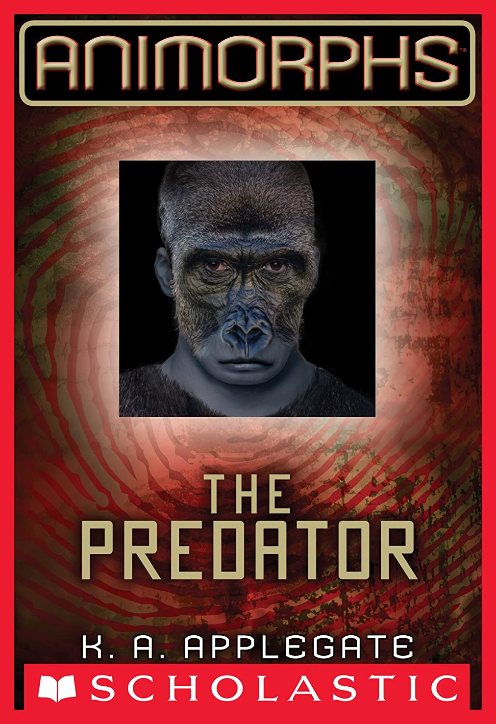 バラエティ先祖枯れるAnimorphs #5: The Predator (English Edition)