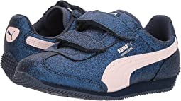 Puma Kids Whirlwind Glitz V (Little Kid)