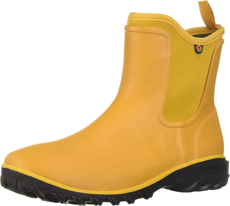 Bogs Womens Sauvie Slip on Boot Chukka Boot
