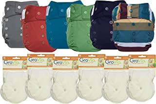 grovia diaper packages