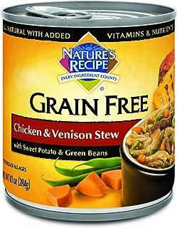 NatureS Recipe Grain Chicken Venison