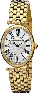 Frederique Constant Women's FC-200MPW2V5B Art Deco Classics Analog Display Swiss Quartz Gold Watch
