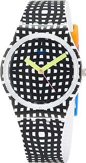 Swatch Sixtease Ladies Plastic Watch GW197