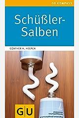 Schüßler-Salben (GU Kompass Gesundheit) Kindle Ausgabe