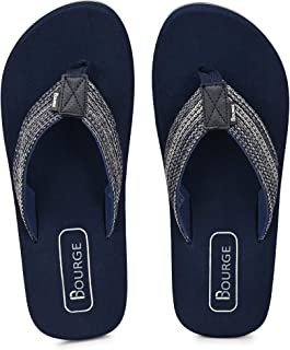 Bourge Men's Canton-27 Slippers