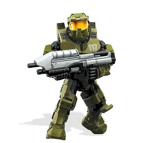 Mega Bloks Halo Master Chief: Amazon com