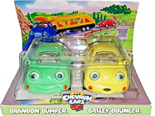 Collectible CHEVRON Cars Babies Brandon Bumper&Bailey Bouncer