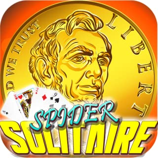 Liberty Coins Spider Solitaire Free Games for Kindle Fire HD Free Card Games Easy Spider Solitaire 2015 New Offline Jackpot Multiple Cards