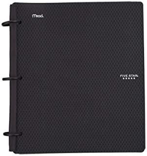 Five Star Flex Hybrid NoteBinder- Cuaderno y carpeta todo en