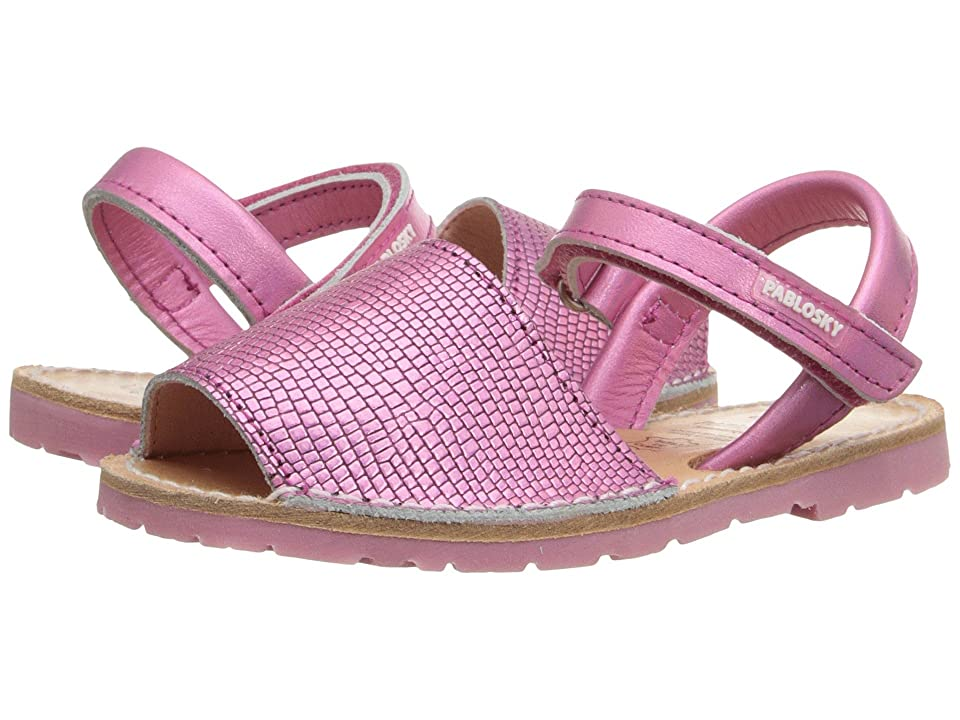 Pablosky Kids 1092 (Toddler/Little Kid) (Pink) Girl