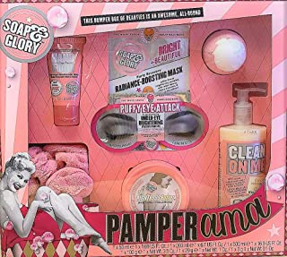 Best soap & glory pamperama pink big set gift Reviews
