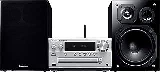 Panasonic CD stereo system hi-res sound source corresponding DLNA / USB-DAC Silver SC-PMX100-S