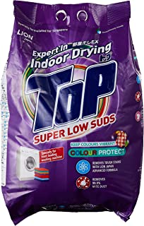 Top Powder Detergent Super Low Suds, Colour Protect, 5kg
