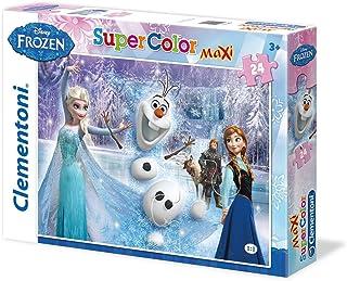 Clementoni - Frozen 24 Maxi Pcs Puzzle