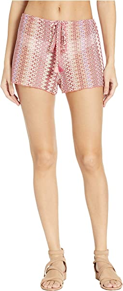 Pierside Shorts Cover-Up