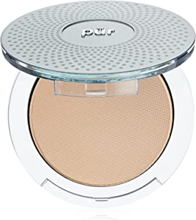 PÜR 4-in-1 Pressed Mineral Makeup Foundation with Skincare Ingredients in Light, 0.28 Ounce