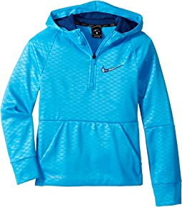 Therma 1/2 Zip Training Hoodie (Big Kids)