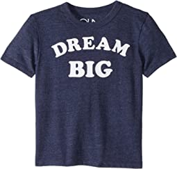 Chaser Kids - Vintage Jersey Dream Big Tee (Little Kids/Big Kids)