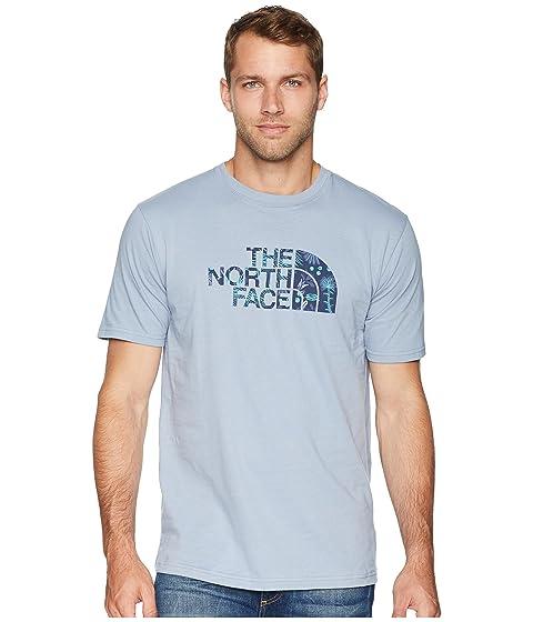 marino 2 bosques The gaviota azul manga Face estampado azul urbano camiseta 1 de cúpula North corta Z1Yw417q