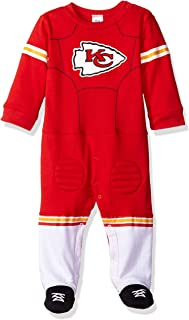 NFL Children Boy's Footed Footysuit